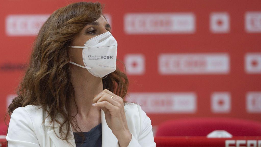 EuropaPress_3637239_candidata_mas_madrid_monica_garcia_reunion_sede_sindicato_abril_2021
