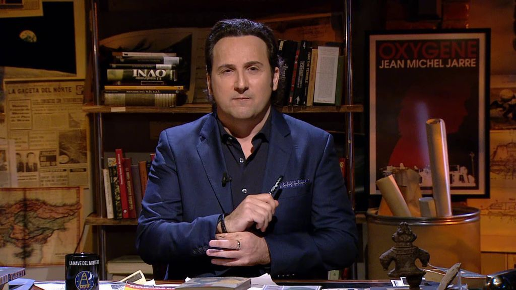"Iker Jiménez: ""Gracias al libro 'Internet para torpes', de Forges, comencé lo que hoy tengo"""