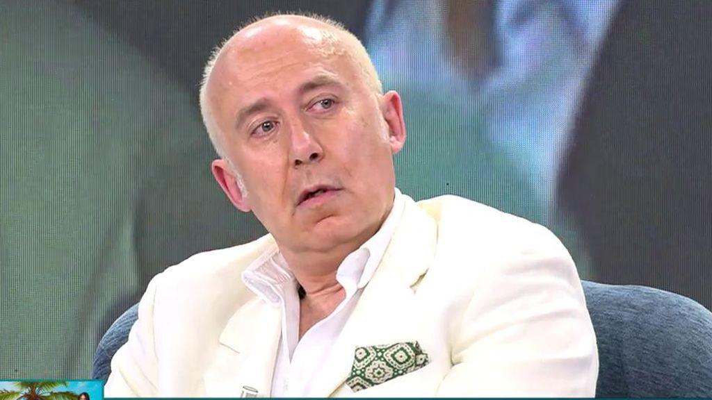 Ramón Bermejo visita el 'Deluxe'