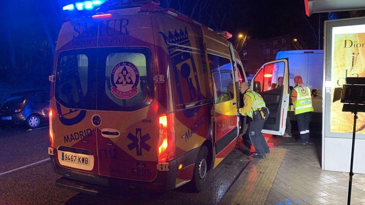 Herido grave un hombre al caerle un rayo en Madrid mientras se refugiaba de una tormenta