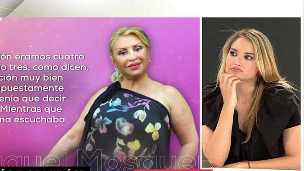 """Alba Carrillo ataca con dureza a Raquel Mosquera: """"La señora que es el paradigma del buen gusto"""""""