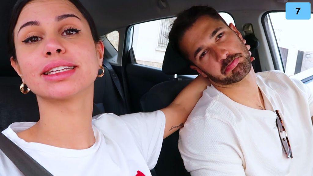Acompañamos a Marina y Hugo en un día en pareja (2/2)