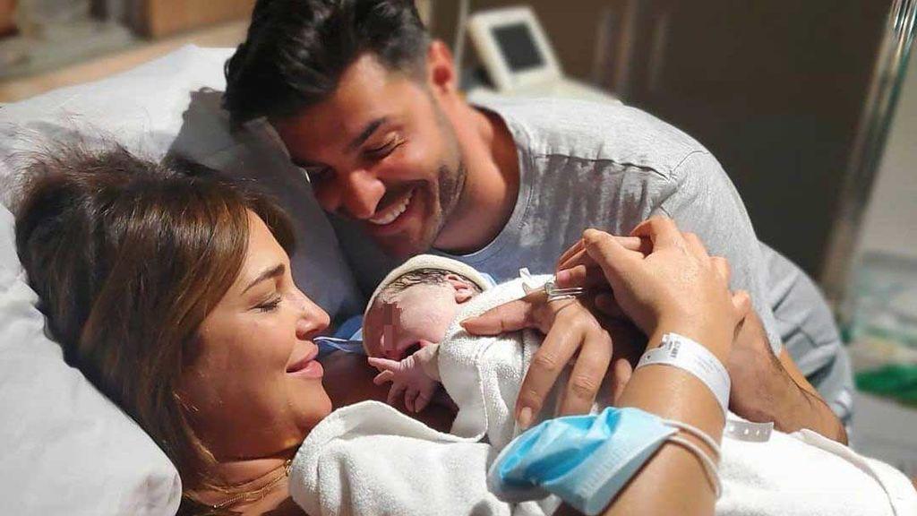 """Paula Echevarría desvela a quién se parece su hijo Miguel: """"Como dos gotitas de agua"""""""