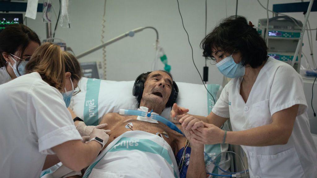 Ocho de cada diez enfermeros denuncian falta de personal durante la pandemia, según encuesta de SATSE