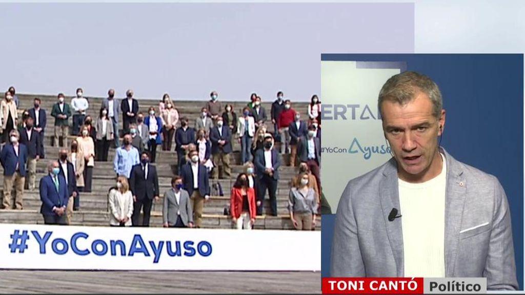 Entrevista a Toni Cantó.