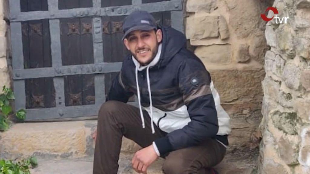 Isam, el joven repartidor asesinado en Logroño para robarle la bici