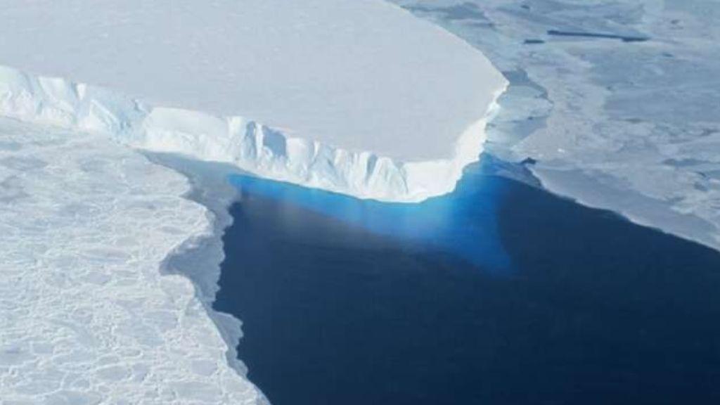 El 'glaciar del Juicio Final' amenaza con derretirse más rápido de lo que predijieron los científicos