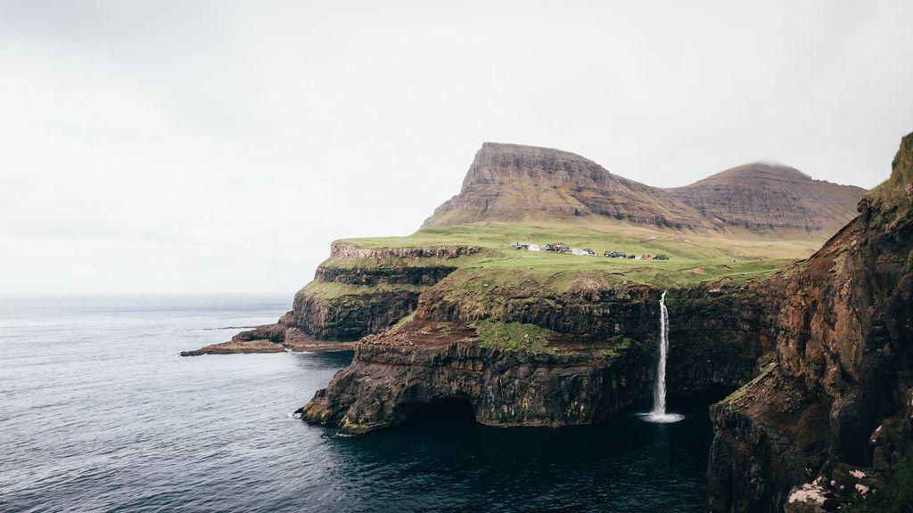 Islas Feroe, un paraíso desconocido en medio del Atlántico