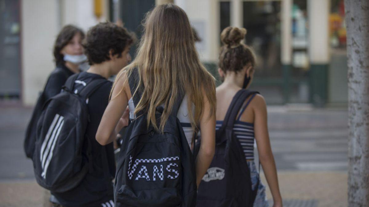 El segundo trimestre cierra con más clases presenciales en secundaria en los centros educativos de Madrid