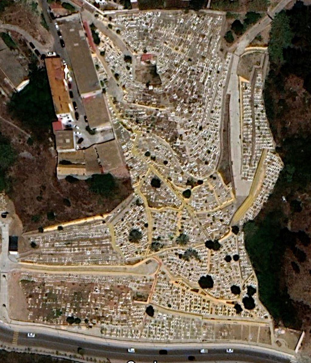 El cementerio musulman de Ceuta