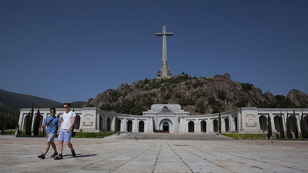 Gobierno solicita la licencia de obras para exhumar a las víctimas enterradas en el Valle de los Caídos