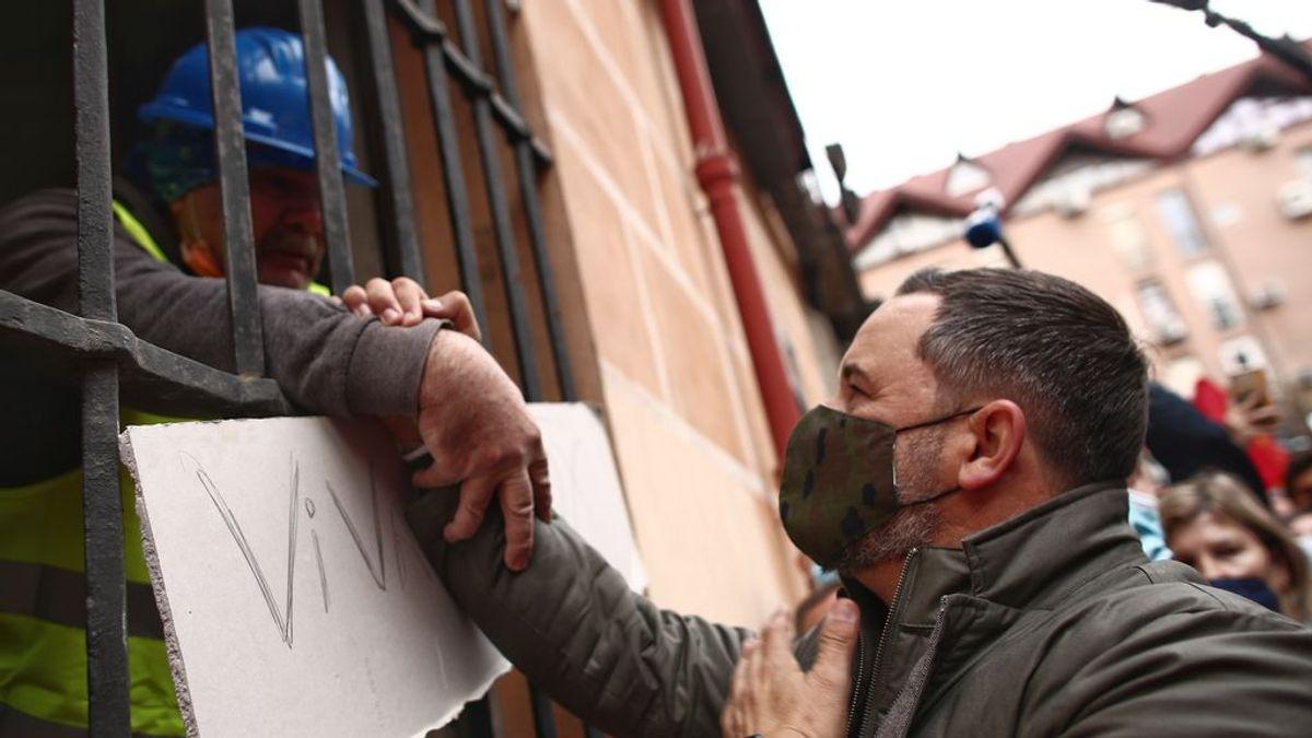 """Vox saldrá a la calle el 1 de mayo para """"defender"""" a los trabajadores frente a los sindicatos """"vendidos"""" a China"""