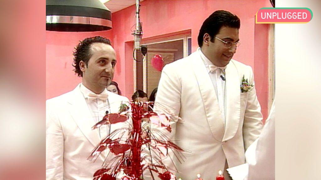 Juanma y David en 'La casa de tu vida'