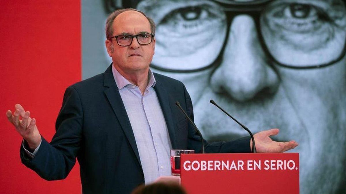 """""""HazloXMadrid"""", lema de campaña de Gabilondo que llama a votar para frenar """"al Gobierno de Colón"""""""