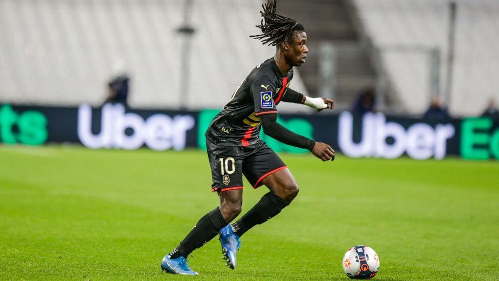 Camavinga quiere salir del Rennes.