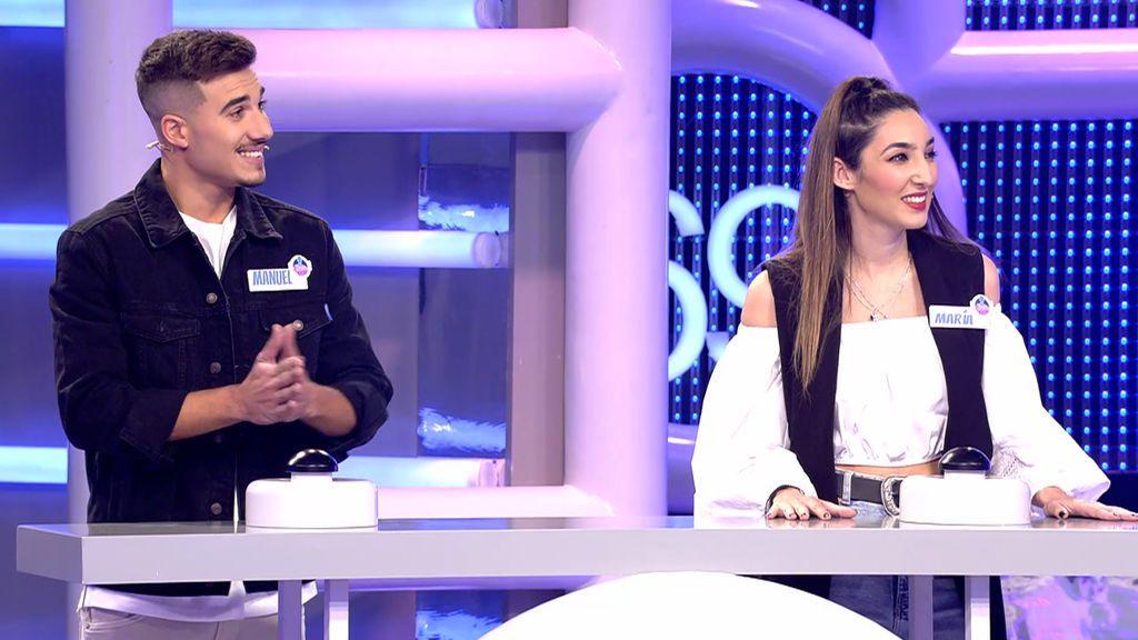 Manuel y María El concurso del año Temporada 3 Programa 467