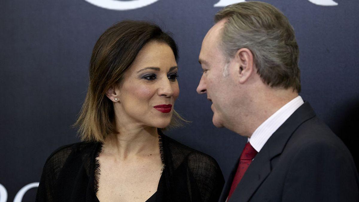 """Alberto Fabra y Silvia Jato se han casado en una notaría de Castellón: """"Fue preciosos e íntimo"""""""