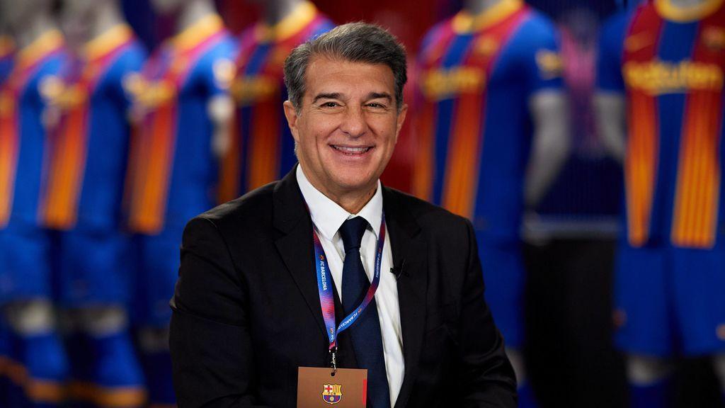 El Barça tiene una solución a su crisis económica pero pasa por la venta de un 'protegido' de Laporta