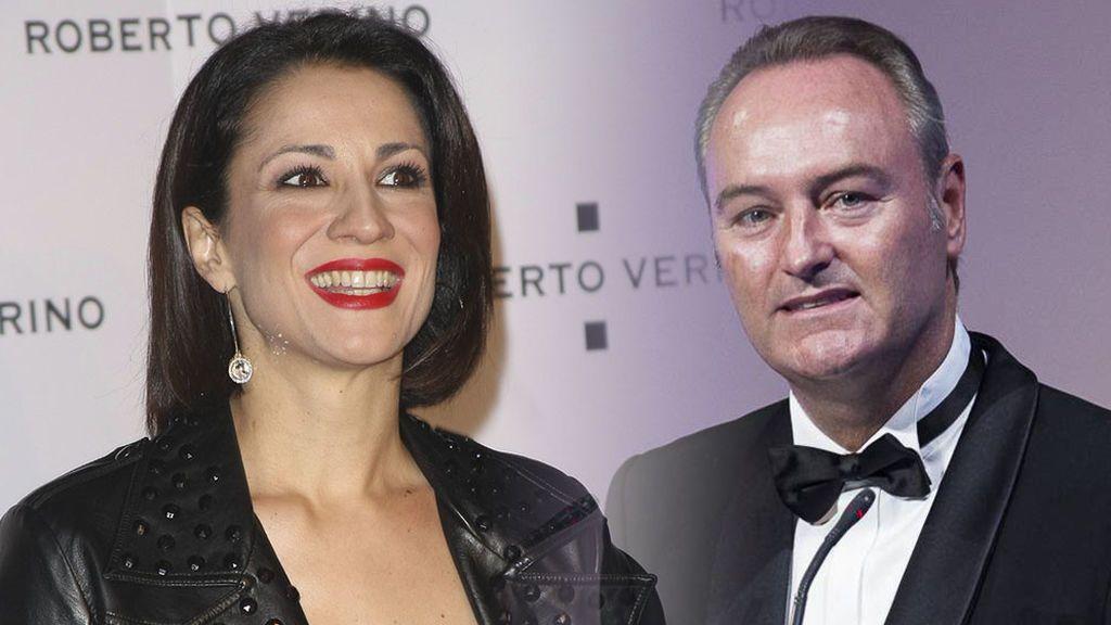 """Silvia Jato se casa en secreto con Alberto Fabra: """"Fue íntimo, precioso y cumpliendo las medidas anticovid"""""""
