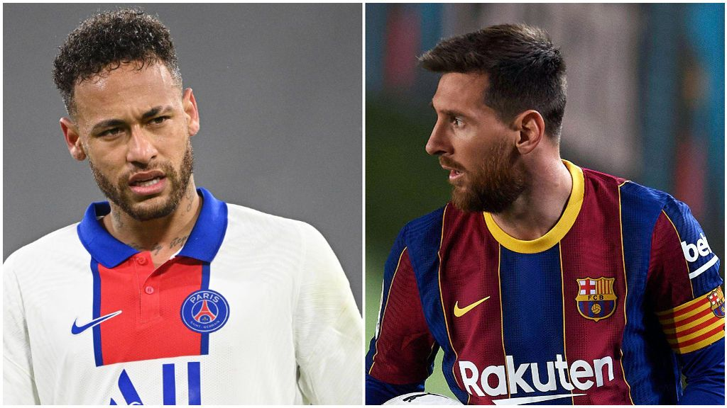 Neymar estaría pensando en su vuelta al Barcelona.