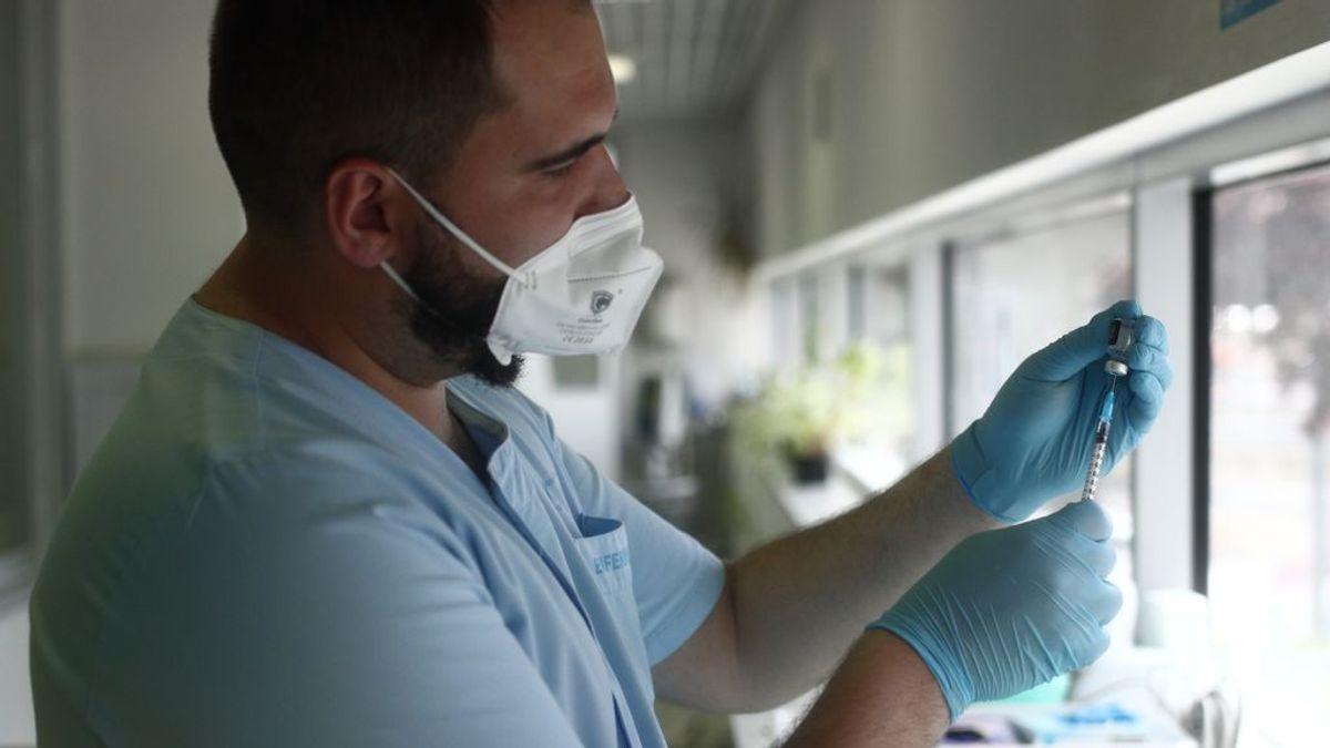 Nuevo fin de semana de récord de vacunación con más de 553.000 dosis inoculadas
