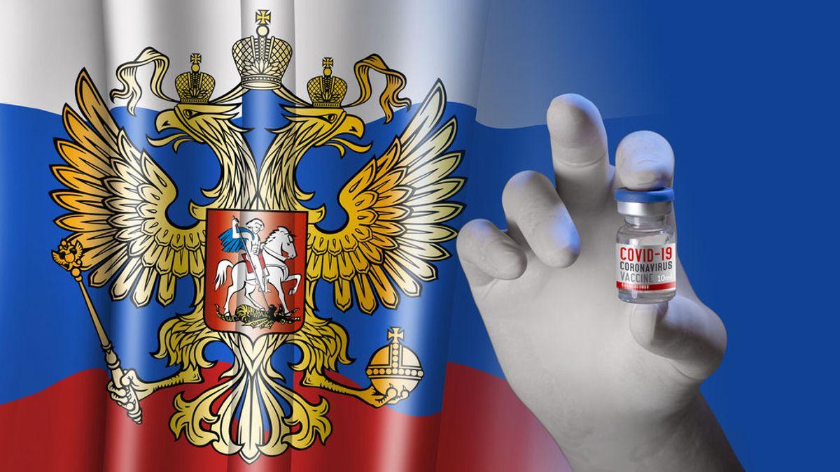"""La vacuna rusa según su cuenta de Twitter: """"El lobby farmacéutico y político inspira artículos odiosos contra Sputnik V"""""""
