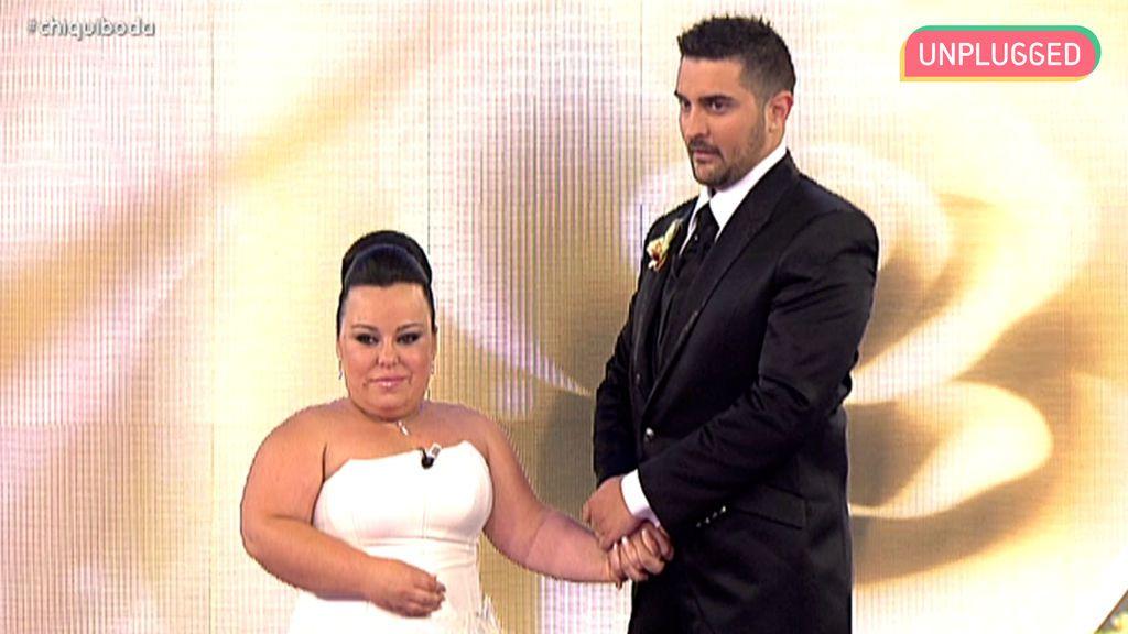 Chiqui y Borja en 'Las bodas de Sálvame'