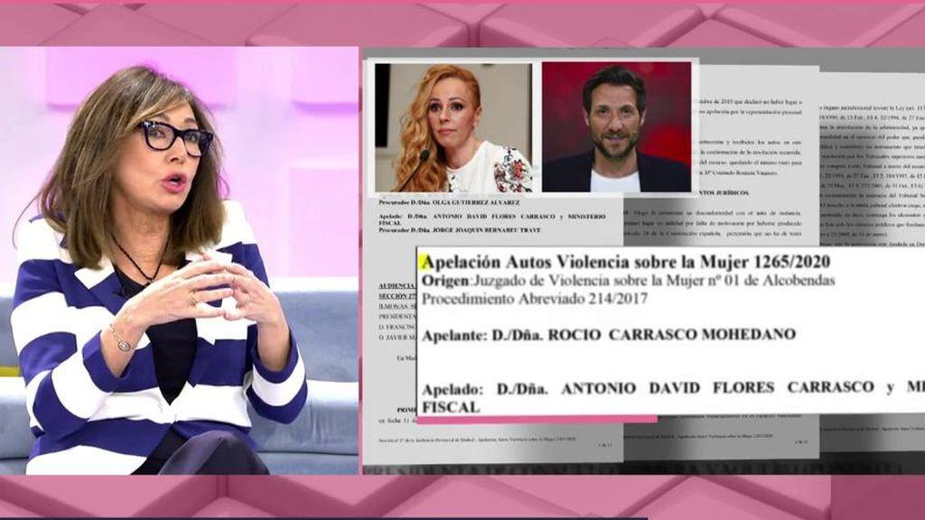 """Ana Rosa, sobre Rocío Carrasco: """"Cuenta su testimonio, no podemos hacer un juicio paralelo"""""""