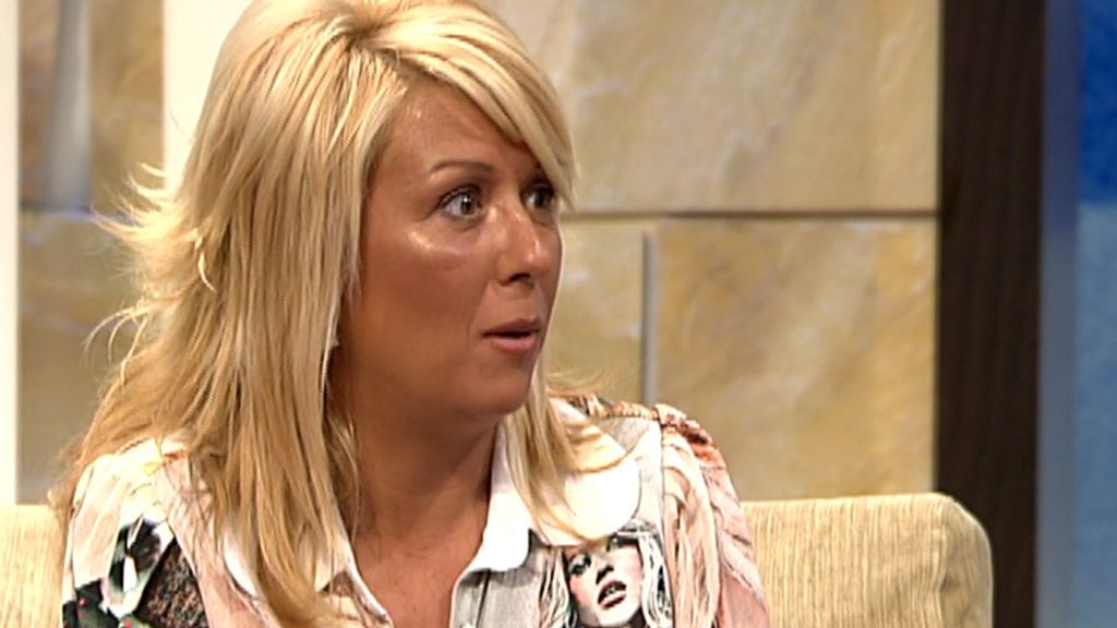 La primera entrevista de Cristina Cárdenas en Telecinco