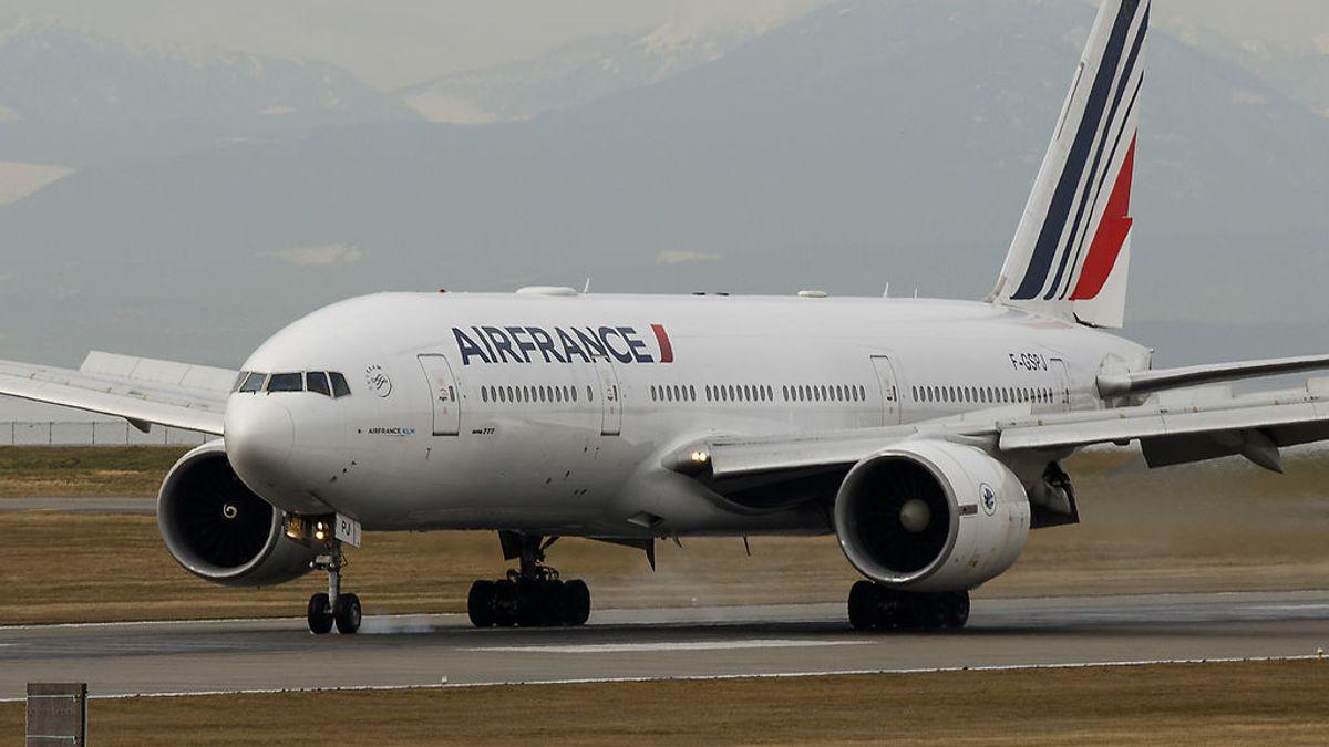 Francia impulsa una ley que prohíbe vuelos domésticos que se puedan hacer en dos horas y media de tren