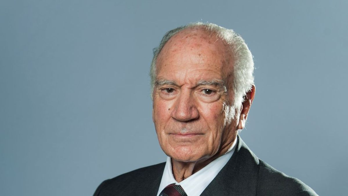 Muere Mariano Puig Planas, expresidente de perfumes Puig y responsable de su expansión mundial