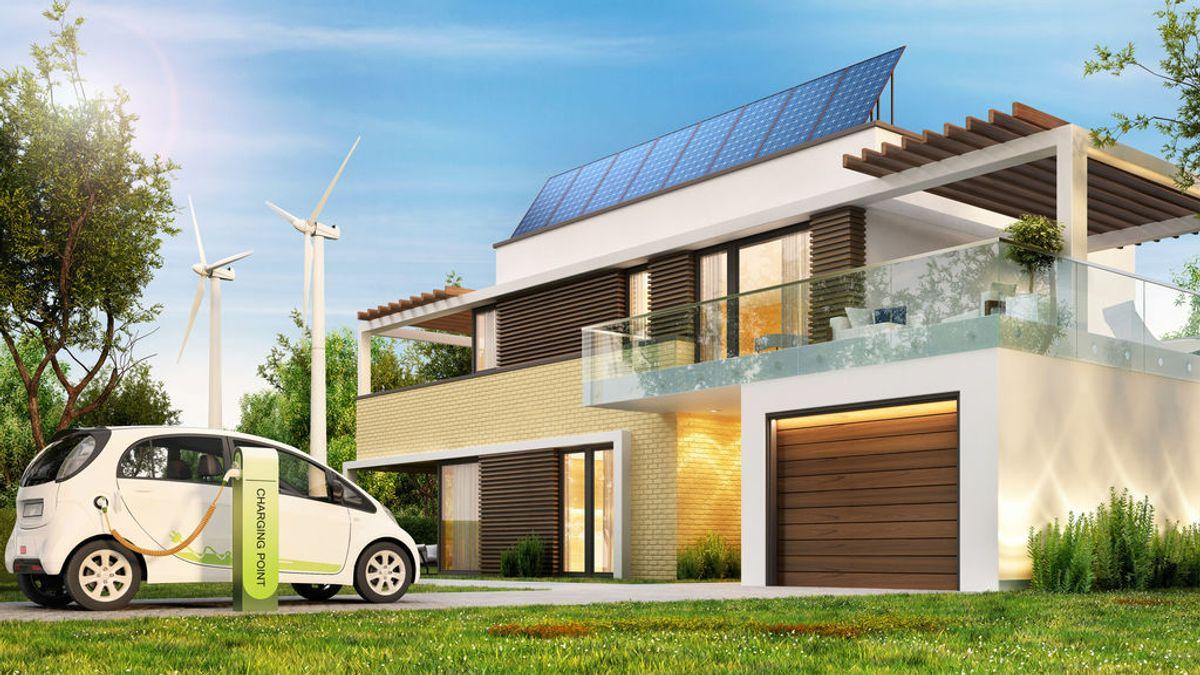 Del coche eléctrico a viviendas