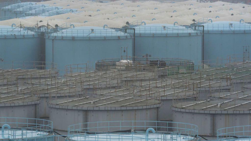 Japón decide liberar al mar el agua contaminada por radioactividad de la planta nuclear de Fukushima