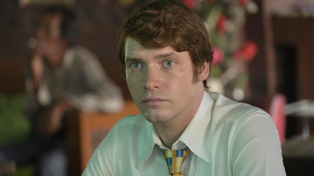 El actor que interpreta a Herman Knippenberg, en 'La serpiente'