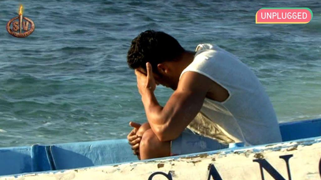 Alberto Santana en 'Supervivientes 2014'
