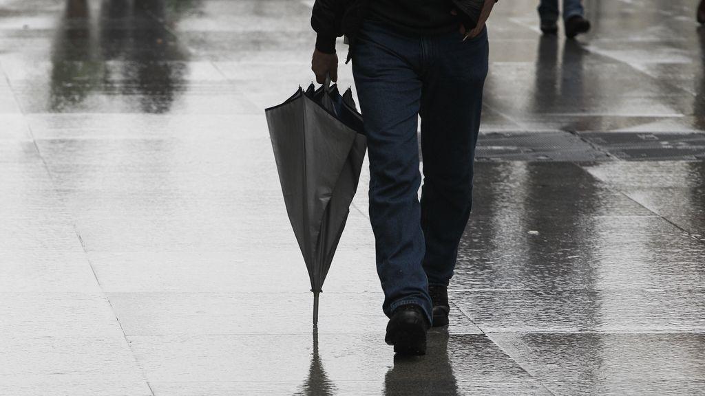 De la calma a los aguaceros: una borrasca se descolgará sobre el sur de España el miércoles