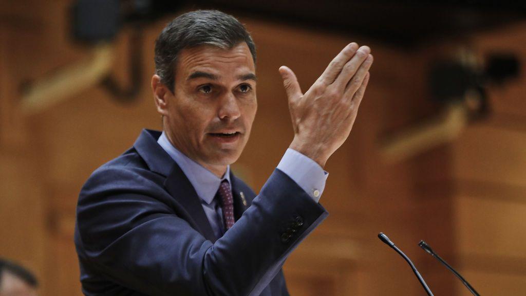 """Maroto traslada al Senado la 'batalla de Madrid' y acusa a Sánchez:   """"En vez de atacar a atacar al virus, ataca a Ayuso"""""""