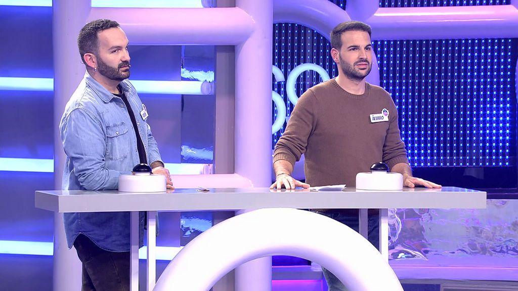 Rubén y Álvaro El concurso del año Temporada 3 Programa 468