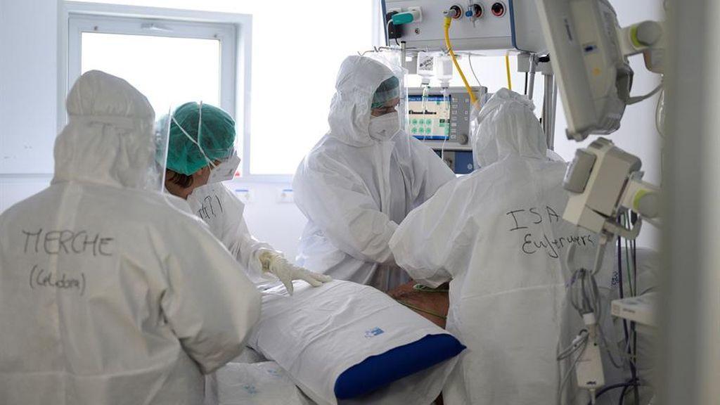 Sanidad registra 6.292 nuevos casos de covid y 100 muertes