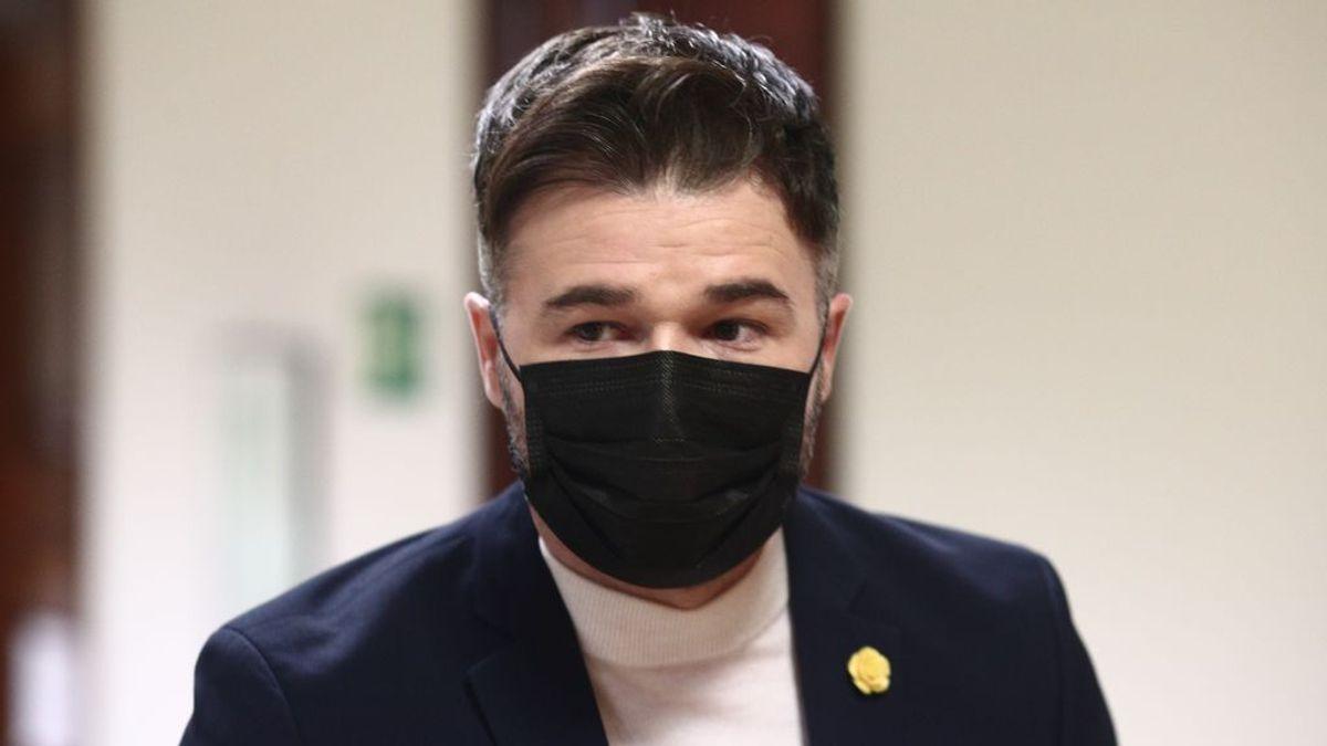 ERC se queda sin voz en el Congreso por el positivo en Coronavirus de uno de sus miembros
