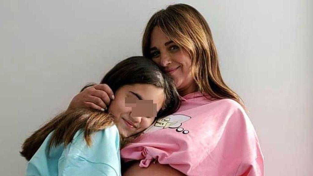 """Daniella Bustamante ya conoce a su hermano Miguel: """""""