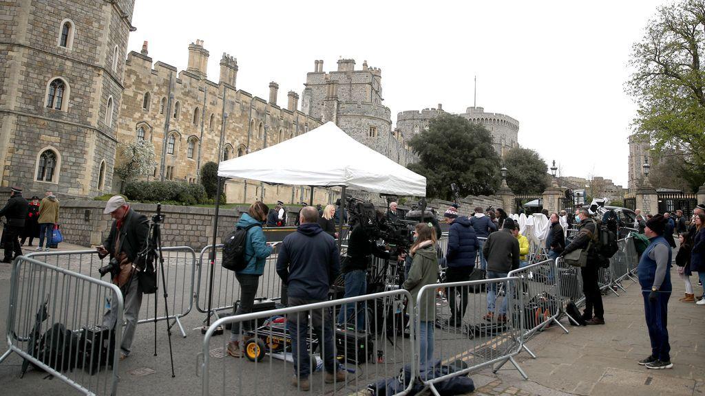 """La BBC registra récord de quejas por su """"excesiva"""" cobertura de la muerte del duque de Edimburgo"""
