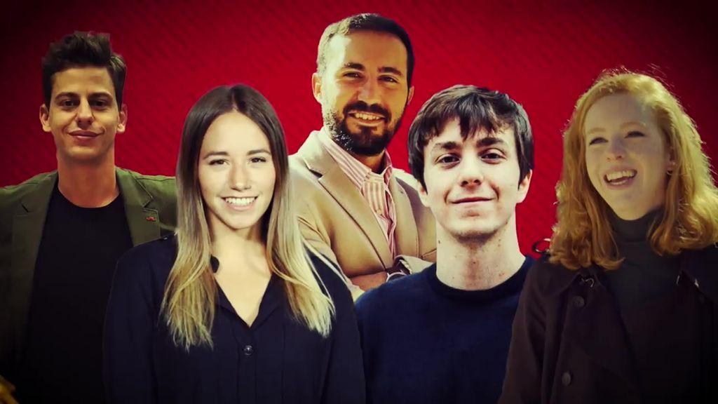 Los candidatos por Madrid apoyan a sus 'idealistas' Todo es mentira 2021 Programa 568