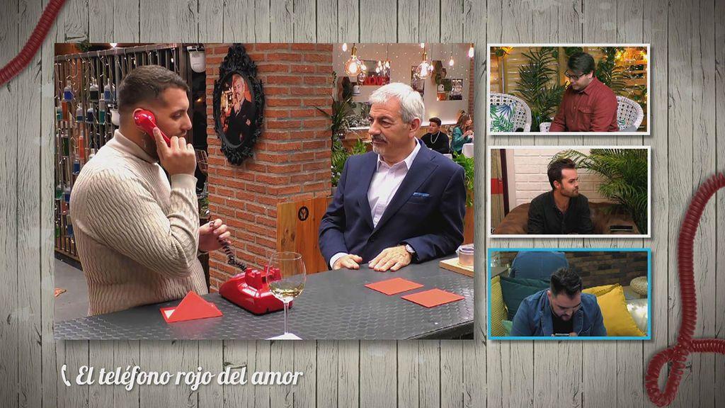 El teléfono rojo del amor First Dates Temporada 4 Programa 1215