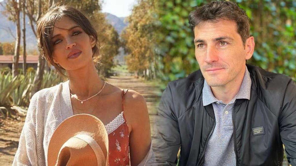 Sara e Iker, ajenos a los rumores sobre su mala relación, siguen comentándose en Instagram