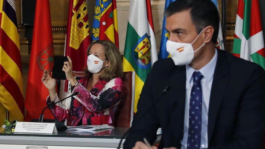 Castilla-La Mancha, País Vasco, Andalucía y Murcia piden ampliar el estado de alarma pero Sánchez se vuelve a negar