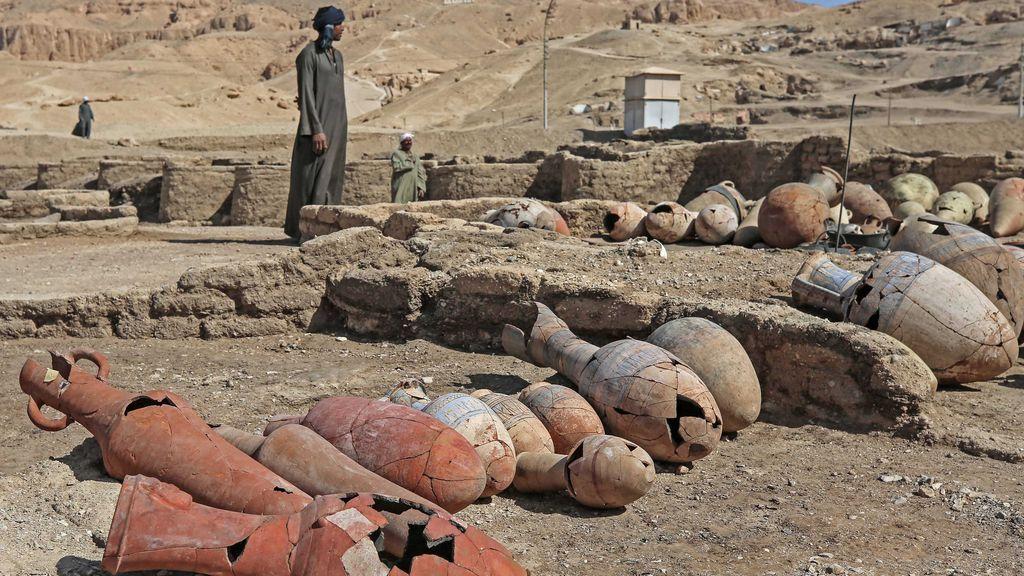 ¿Por qué es tan importante el hallazgo del poblado egipcio de Luxor?