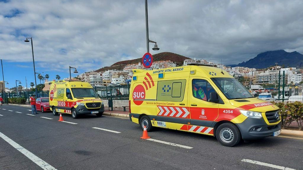 Detenido un joven de 19 años tras un doble homicidio en Las Palmas de Gran Canaria