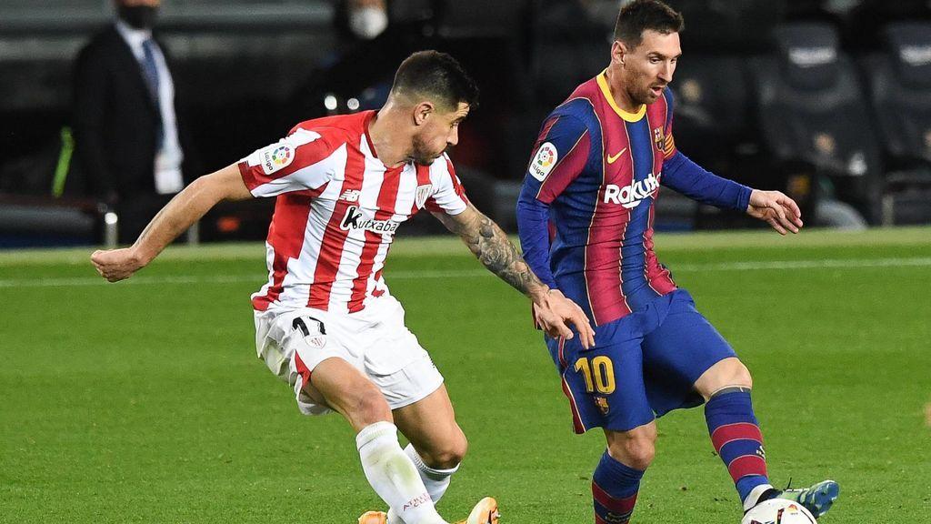 Athletic Club- Barcelona, la final de la Copa del Rey el sábado a las 21.30 en Telecinco y mitele.es