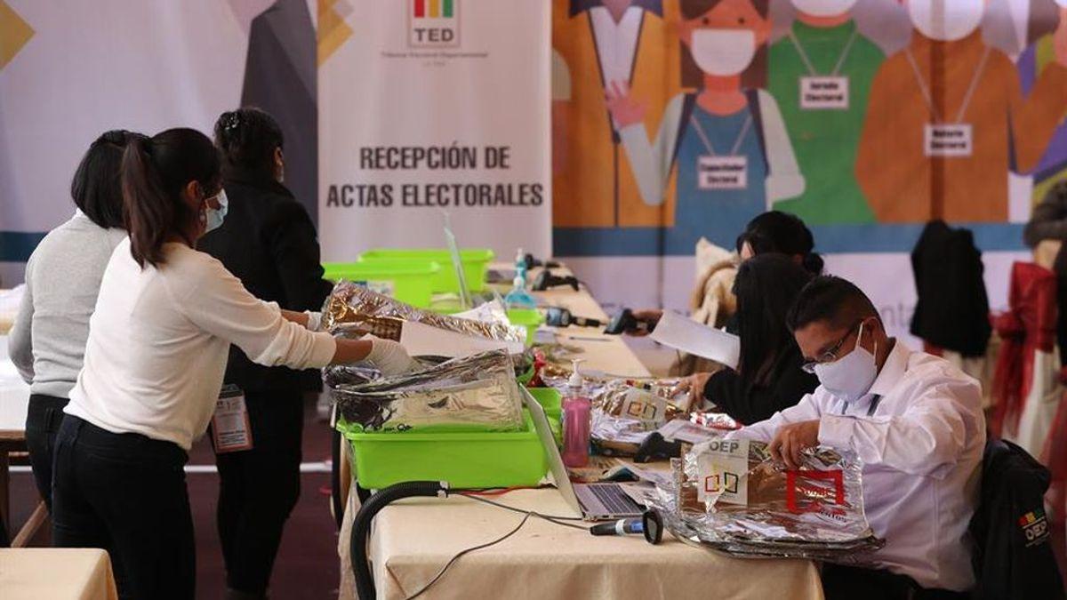 Derrota del partido de Evo Morales en las elecciones locales de Bolivia